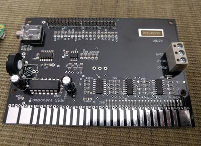 Pi2jamma hardware and software info - falz net
